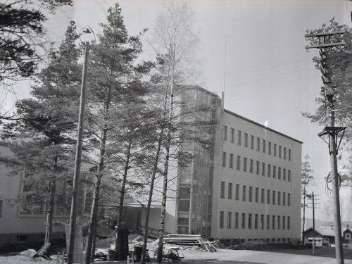 Klubi valmiina 1947