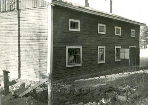 Luhtirakennus Virkkala